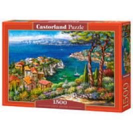 Puzzle 1500 French Riviera
