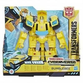 Transformers Action Attackers Ultra Bumblebee