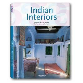 Książka Indian Interiors
