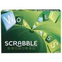 Scrabble Orginal Mattel Game
