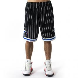 Spodenki męskie Mitchell and Ness Swingman Shorts Orlando Magic black - Orlando Magic